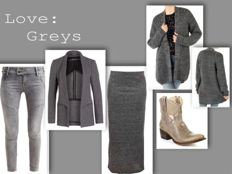 Love; greys